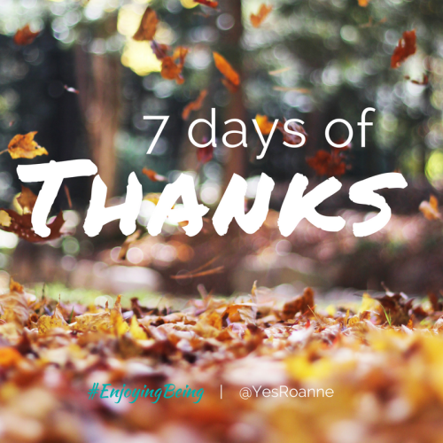 7-days-of-thanks