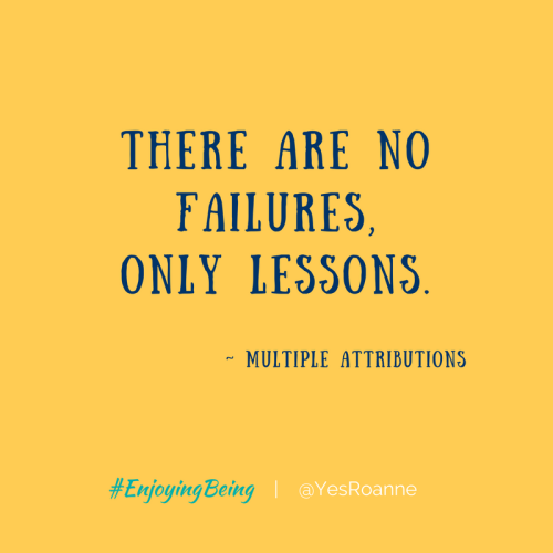 lessons-not-failures
