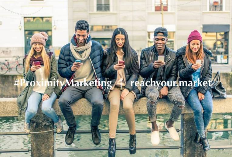#ProximityMarketing | reachyour.market